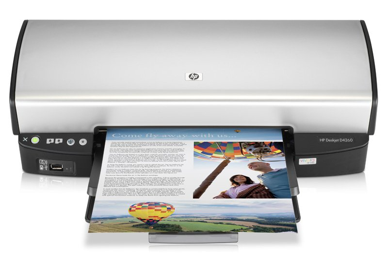 HP Deskjet D4260 Ink Cartridges