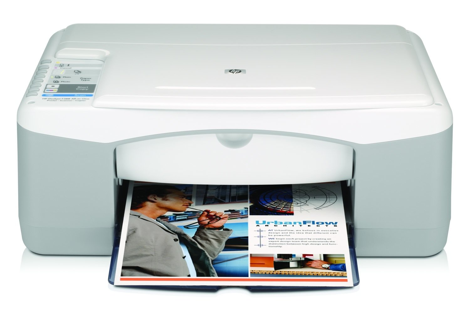 hp deskjet f388 all-in-one