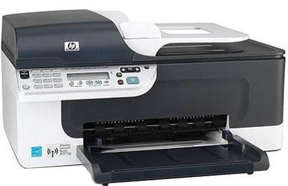 HP Officejet J4585 Ink Cartridges