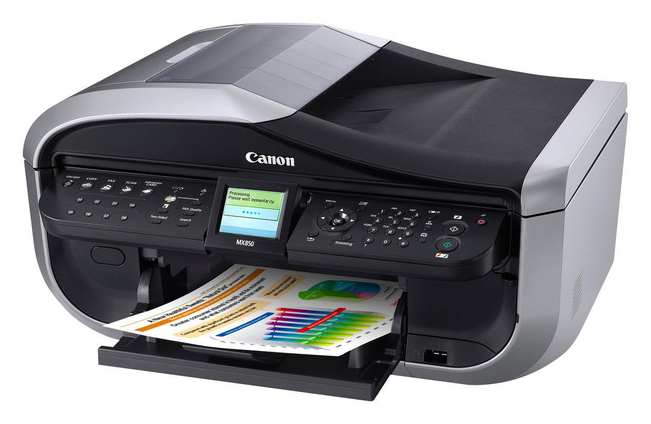 Canon Pixma MX850 Ink Cartridges