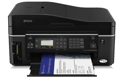 Epson Stylus Office BX600FW Ink Cartridges