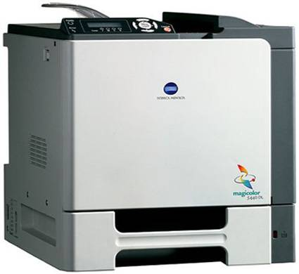 Konica Minolta Magicolor 5440DL Toner Cartridges