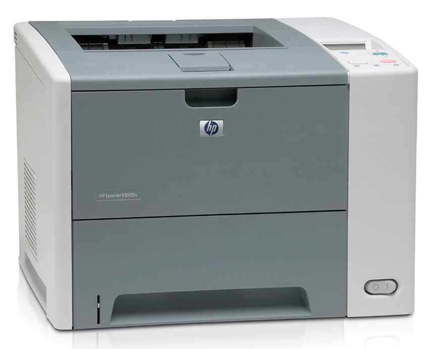 HP LaserJet P3005n Toner Cartridges