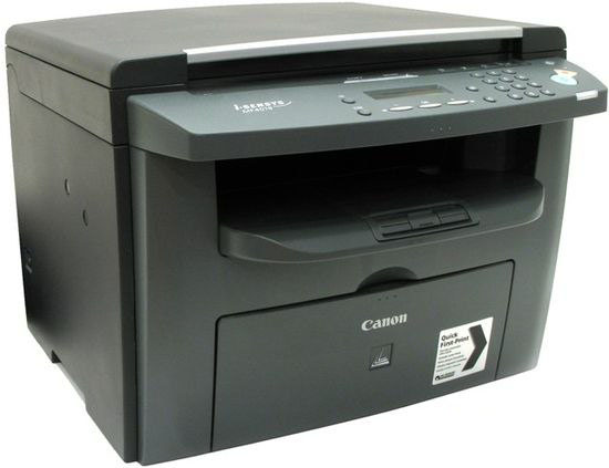 Canon i-SENSYS MF4018 Toner Cartridges