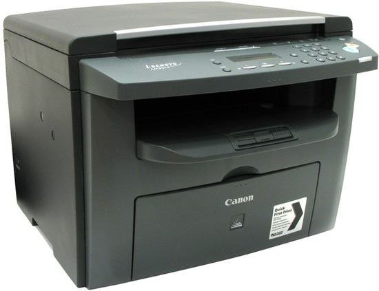 CANON I-SENSYS MF4018 DRIVERS WINDOWS XP