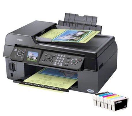 Epson Stylus DX9400 Ink Cartridges