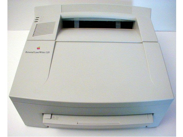 Apple Personal Laserwriter 320 Toner Cartridges