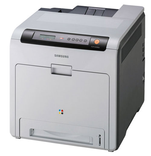 Samsung CLP-610ND Toner Cartridges