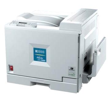 Ricoh Aficio CL5000 Toner Cartridges