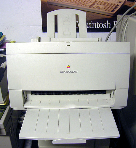 Apple Colour Stylewriter 2500 Ink Cartridges