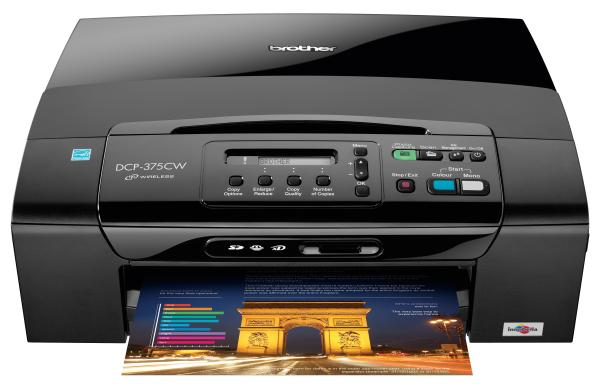 Brother DCP-375CW Ink Cartridges