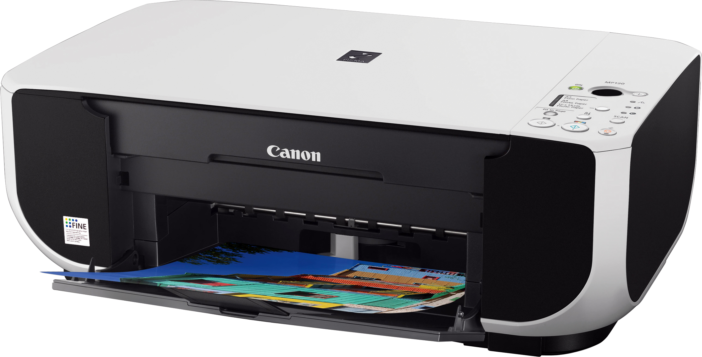 Canon Pixma MP190 Ink Cartridges