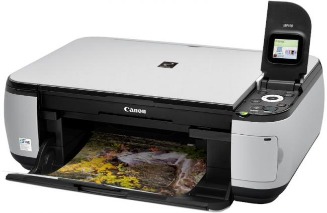 Canon Pixma MP490 Ink Cartridges
