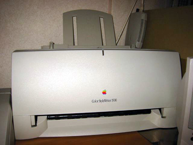 Apple Colour Stylewriter 1500 Ink Cartridges