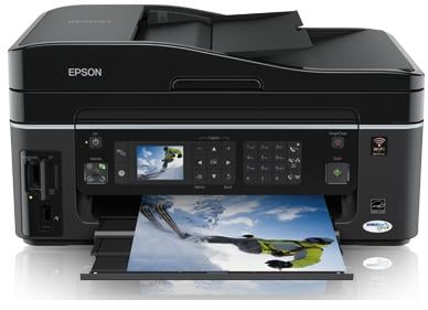Epson Stylus SX610FW Ink Cartridges
