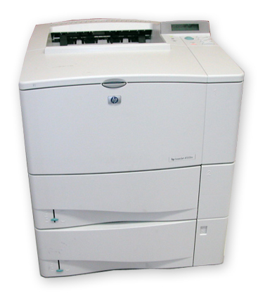 HP LaserJet 4100dtn Toner Cartridges