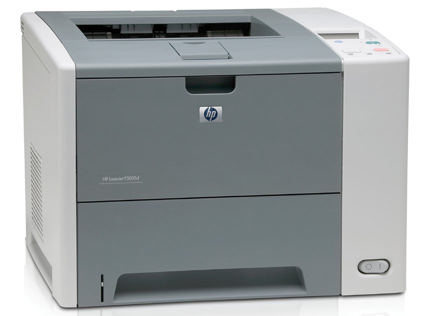 HP LaserJet P3005d Toner Cartridges