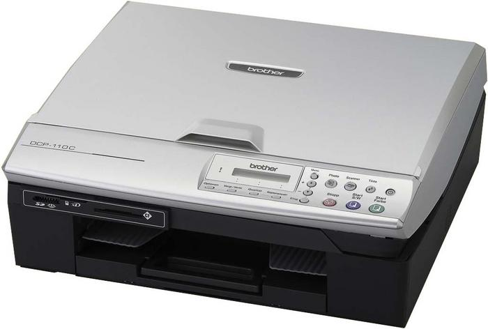 Brother DCP-110C Ink Cartridges