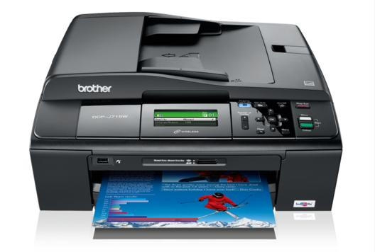 Brother DCP-J715W Ink Cartridges