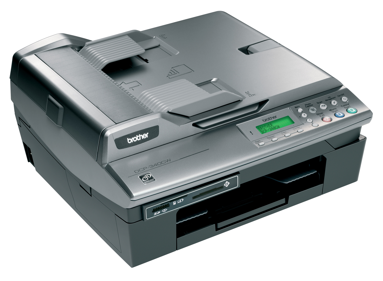 Brother DCP-340CW Ink Cartridges