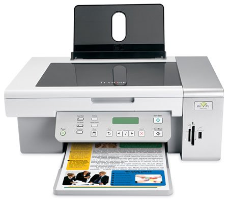 Lexmark X4550 Business Edition Ink Cartridges