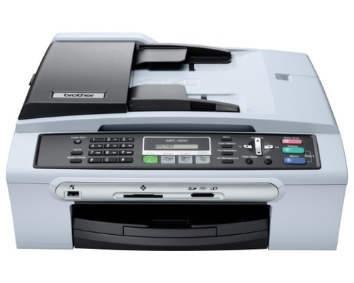 Brother MFC-260C Ink Cartridges