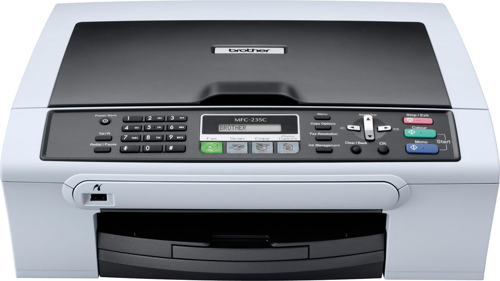 Brother MFC-235C Ink, Brother MFC-235C Ink Cartridges