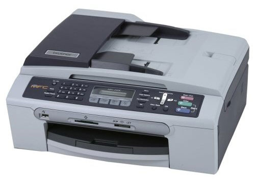 Brother MFC-240C Ink Cartridges