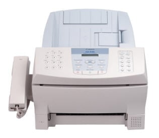NEW DRIVERS: CANON FAX B155