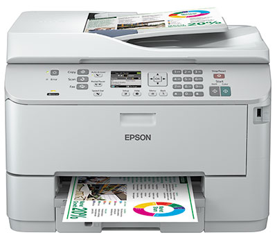 Epson WorkForce Pro WP-4525DNF Ink Cartridges