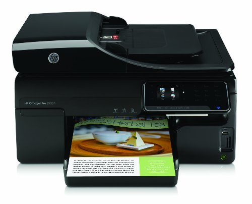 HP Officejet Pro 8500A e-All-in-One Ink Cartridges