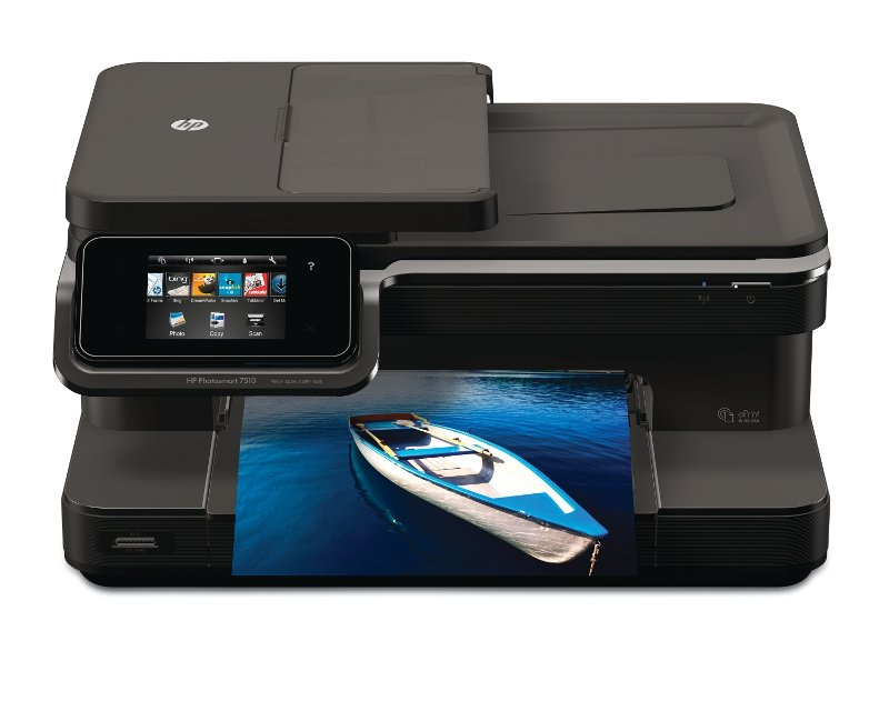 HP Photosmart 7510 e-All-in-One Ink Cartridges