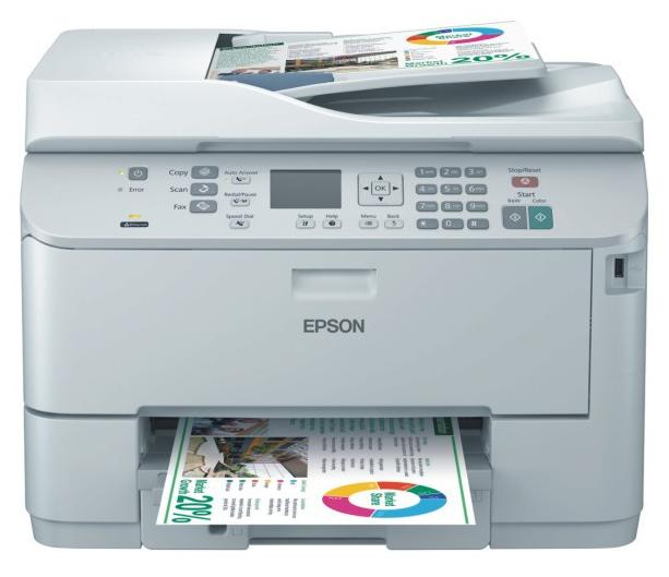Epson WorkForce Pro WP-4595 DNF Ink Cartridges
