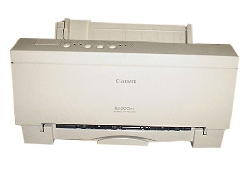 CANON BJ 200EX DRIVERS FOR WINDOWS VISTA