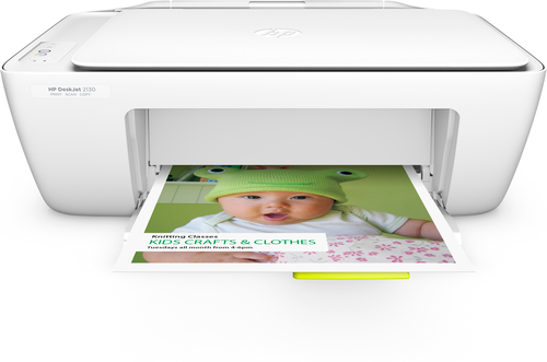 HP Deskjet 2130 All-in-One Ink Cartridges