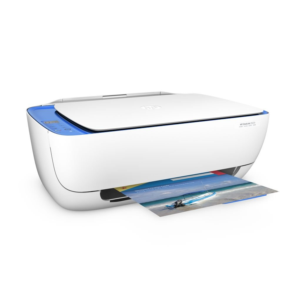 HP Deskjet 3630 All-In-One Ink Cartridges