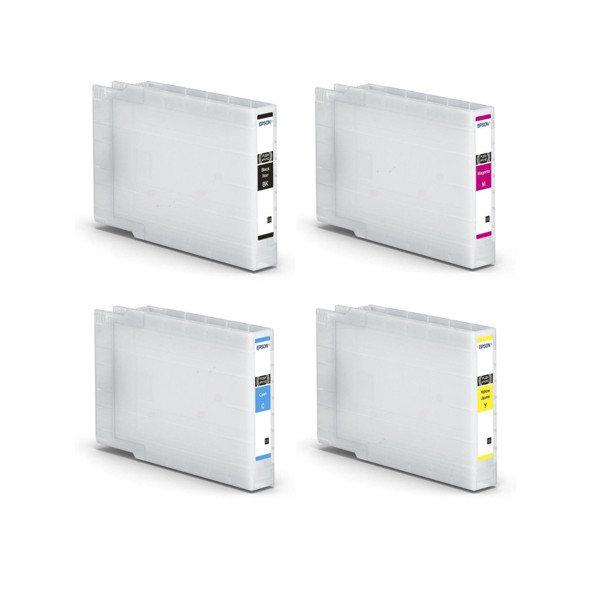 Genuine 4 Colour Epson T04A Extra High Capacity Ink Cartridge Multipack - (T04A1/T04A2/T04A3/T04A4)