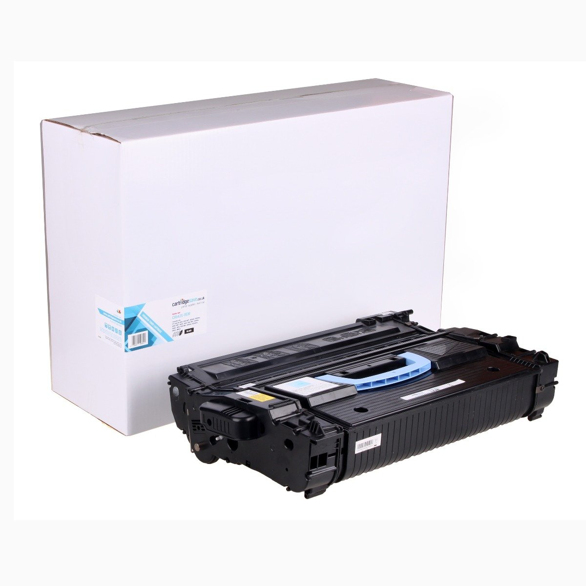 Compatible High Capacity Black HP 43X Laser Toner - (C8543X)