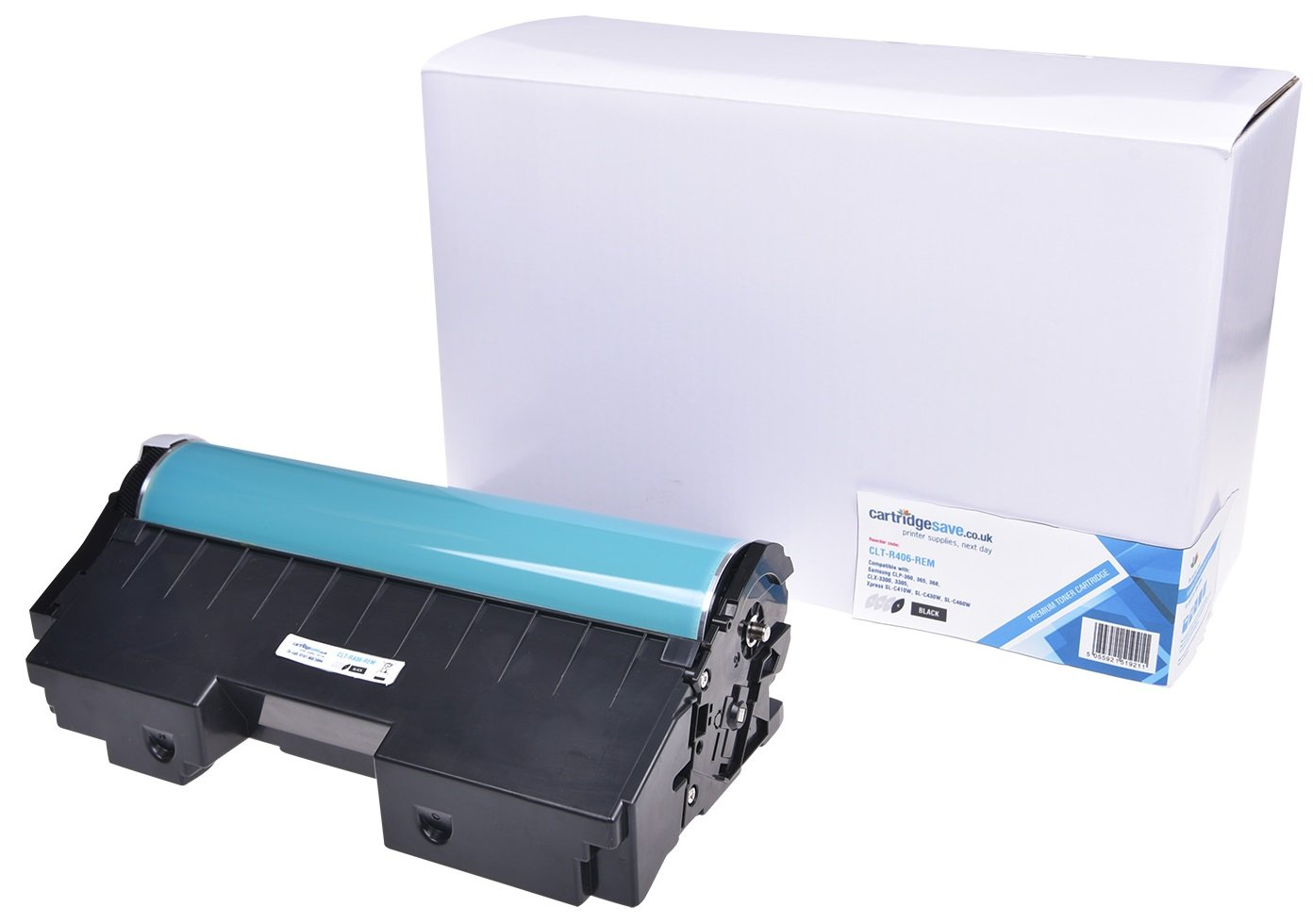 Compatible Samsung R406 Imaging Drum (CLT-R406/SEE Laser Printer Image Drum)