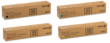 Genuine 4 Colour Xerox 006R014 Toner Cartridge Multipack - (006R01457/60/59/58)