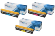 Compatible Konica Minolta 1710595-001 Multipack 3 Colour Toner Pack (Replaces 1710595-001)