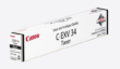 Genuine Black Canon C-EXV34 Toner Cartridge - (3782B002AA)