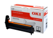 Genuine Oki 46484108 Black Image Drum (46484108 Laser Printer Imaging Unit)