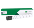 Genuine High Capacity Lexmark 76C0HK0 Black Toner Cartridge (Lexmark 76C0HK0 High Yield Black Laser Toner)