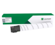 Genuine High Capacity Lexmark 76C0HM0 Magenta Toner Cartridge (Lexmark 76C0HM0 High Yield Magenta Laser Toner)