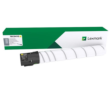 Genuine High Capacity Lexmark 76C0HY0 Yellow Toner Cartridge (Lexmark 76C0HY0 High Yield Yellow Laser Toner)
