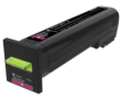 Genuine High Capacity Magenta Return Program Lexmark 82K2HM0 Toner Cartridge - (82K2HM0)