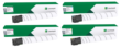 Genuine High Capacity 4 Colour Lexmark 86C0H Toner Cartridge Multipack(Lexmark 86C0HK0/76C0HC0/76C0HM0/76C0HY0)