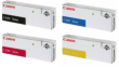 Genuine 4 Colour Canon C-EXV47 Toner Cartridge Multipack - (C-EXV47BK/C/M/Y)