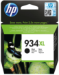 Genuine High Capacity Black HP 934XL Ink Cartridge - (C2P23AE)